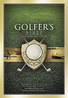 The Golfers Bible-HCSB
