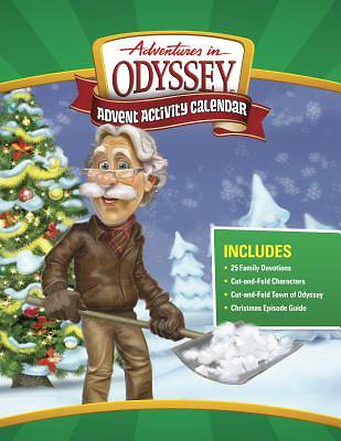 Picture of Adventures in Odyssey Advent Activity Calendar