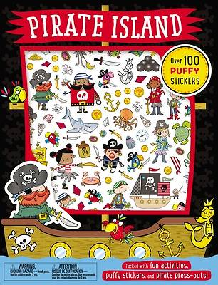 Picture of Puffy Stickers Pirate Island
