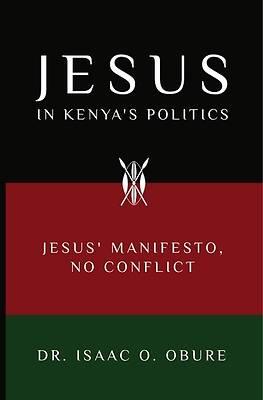 Picture of Jesus in Kenya's Politics