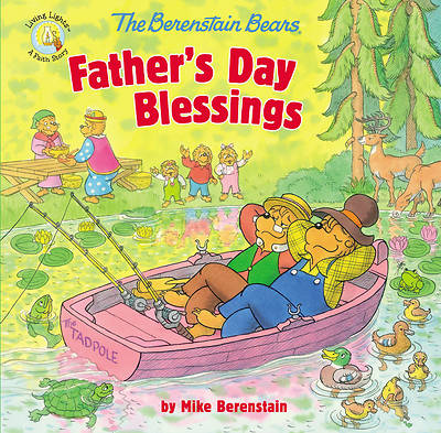 Picture of The Berenstain Bears Father's Day Blessings
