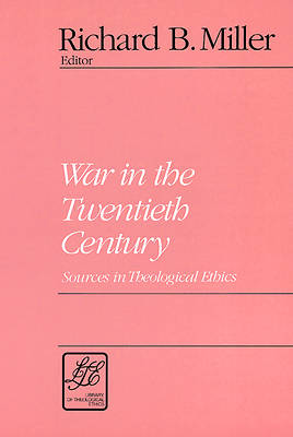 Picture of War in the Twentieth Century