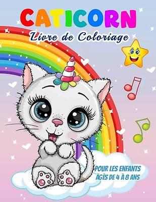 Picture of Caticorn Livre de Coloriage