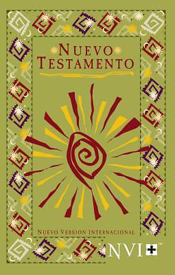 NVI Spanish New Testament - Green Fiesta