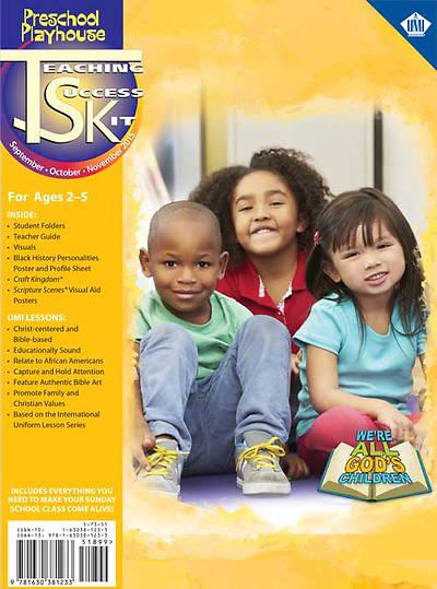 Picture of UMI Preschool Playhouse Teaching Success Kit Fall 2015