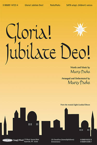 Gloria! Jubilate Deo SATB Anthem