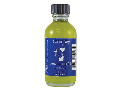 Picture of Oil of Joy 2 Oz. Unscented Anointing Oil