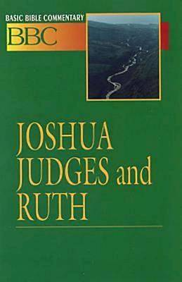 Picture of Basic Bible Commentary Joshua, Judges and Ruth