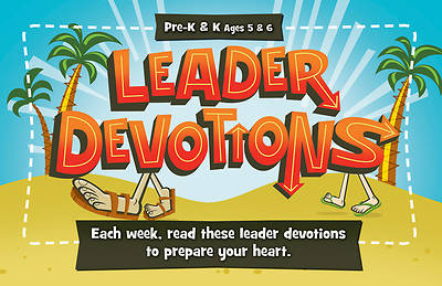 Groups Buzz Flip Flops Pre-K&K Leader Devotions: Spring 2013