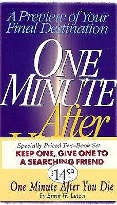 One Minute After You Die Set of Two