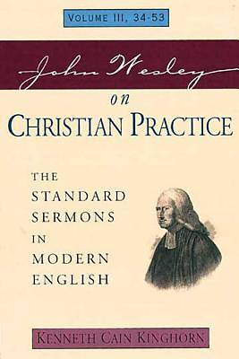 John Wesley on Christian Practice Volume 3 - eBook [ePub]
