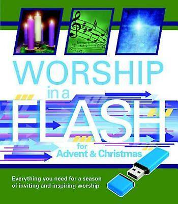 Picture of Worship in a Flash for Advent & Christmas