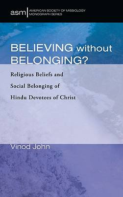 Picture of Believing Without Belonging?