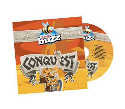 Picture of Group's Buzz Conquest Grades 3-4 CD Fall 2012