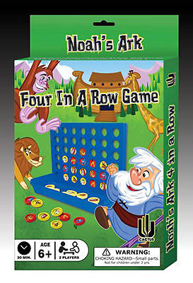 Picture of Noah's Ark 4 in a Row Game