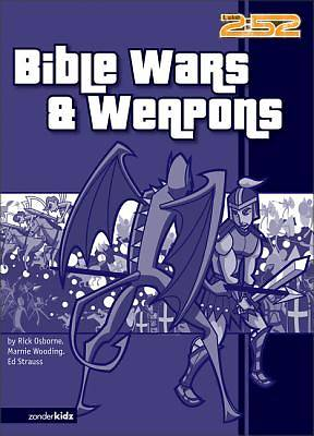 Picture of Bible Wars & Weapons