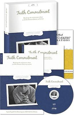 Faith Commitment Leader Kit