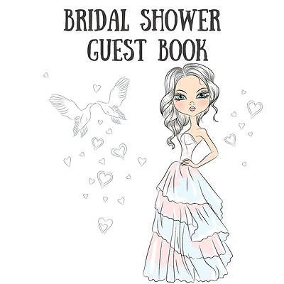 Picture of Bridal Shower Guest Book