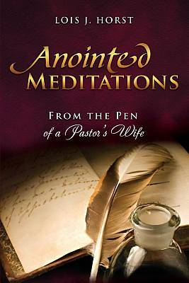 Picture of Anointed Meditations