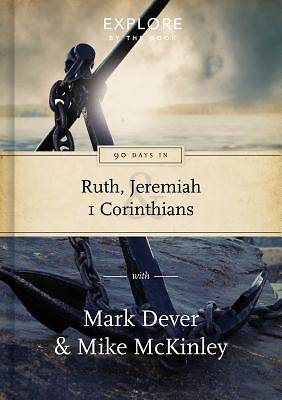 Picture of 90 Days in Ruth, Jeremiah, and 1 Corinthians