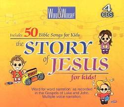 Story of Jesus for Kids-CEV