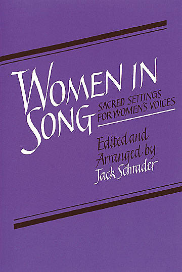 Women in Song Choral Book