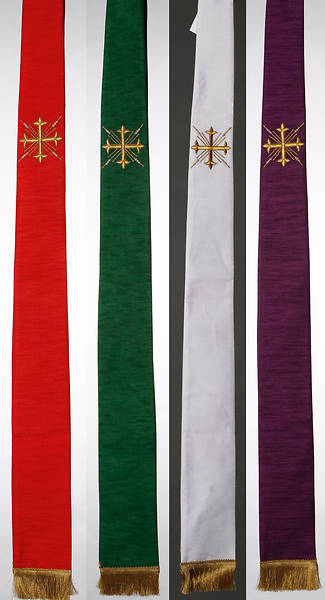 MDS Greek Cross Stole Supersaver Set