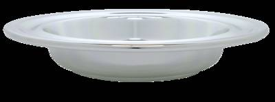 Deluxe Silverplate Offering Plate - Large- Large