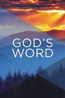 Picture of NIV God's Word Outreach Bible, Paperback