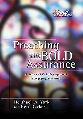 Picture of Preaching with Bold Assurance