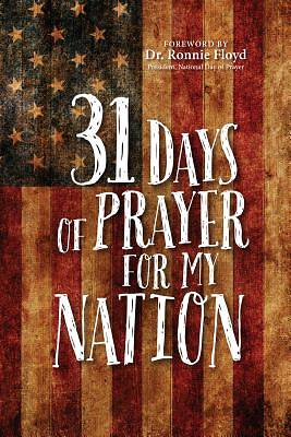 Picture of 31 Days of Prayer for My Country