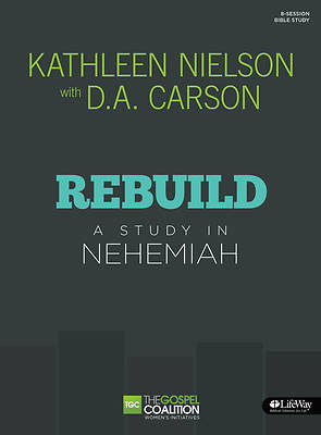 Picture of Rebuild - Bible Study Book