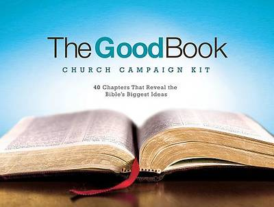 The Good Book Church Campaign Kit
