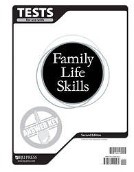 Picture of Family Life Skills Tests AK Grd 11-12