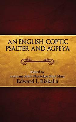 Picture of An English-Coptic Psalter and Agpeya