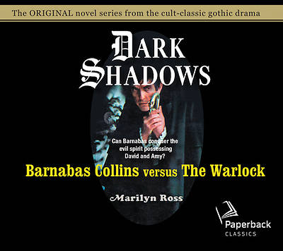 Picture of Barnabas Collins vs. the Warlock