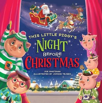 Picture of This Little Piggy's Night Before Christmas