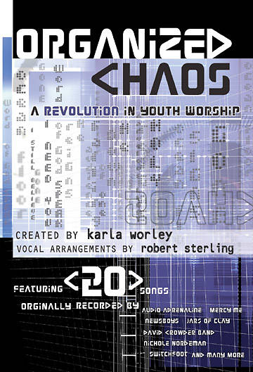 Organized Chaos Choral Book