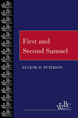 Picture of Westminster Bible Companion - First and Second Samuel