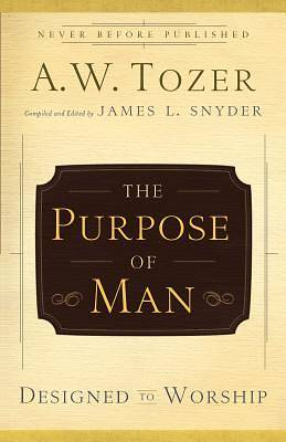 Picture of Purpose of Man [ePub Ebook]