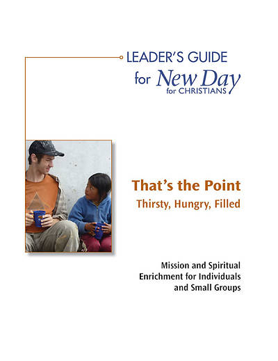 New Day for Christians Leaders Guide