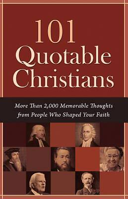 Picture of 101 Quotable Christians [ePub Ebook]