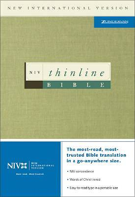 Picture of Thinline Bible New International