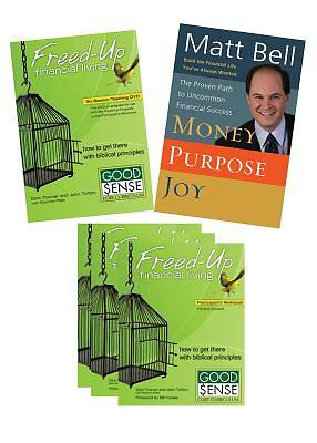 Freed-Up Financial Living Ministry Kit