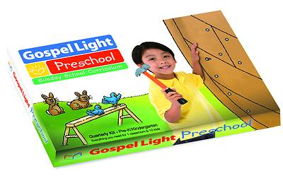 Gospel Light Pre-K & K Kit Spring 2017