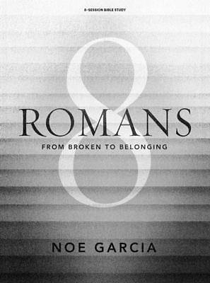 Picture of Romans 8 - Bible Study Book