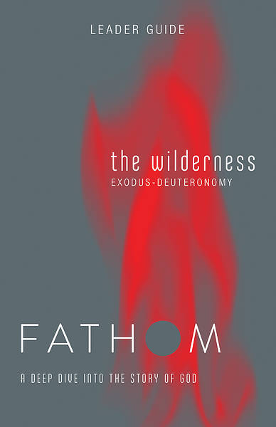 Fathom Bible Studies: The Wilderness Leader Guide