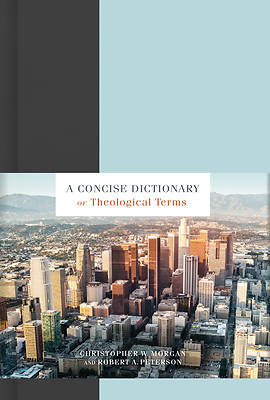 Picture of A Concise Dictionary of Theological Terms
