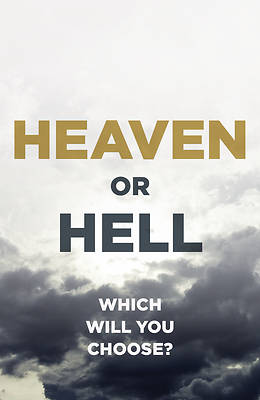 Picture of Heaven or Hell (Pack of 25)