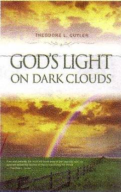 Picture of God's Light on Dark Clouds